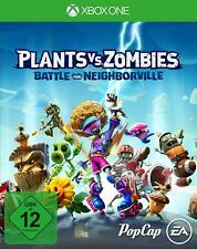 Plants Vs Zombies - Battle For Neighborville Xbox Uno Nuevo + Emb.orig