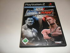 PLAYSTATION 2 PS 2 WWE SmackDown vs. Raw 2006
