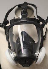Survivair (Model 7620) Full Face Respirator -Size: Medium