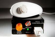 PTZ Controller,PT+z Controller™Pan Tilt Bescor™ motor + zoom Canon/Sony LANC