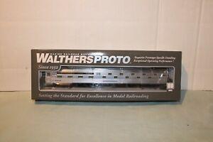 WALTHERS PROTO HO SCALE B&O 85' BUDD 24-8 SLUMBERCOACH  NEW IN BOX