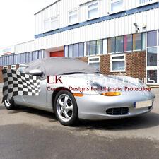Vollgarage Ganzgarage Mobile L Coupe kompatibel mit Porsche Boxter 987 Schutzplane Abdeckung
