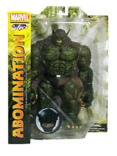 Marvel Select Abomination Collectors Action Figure Hulk Diamond Select Toys New