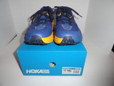 Hoka One Speedcoat 3 Blue & Gold size 13 M