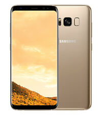 Samsung Galaxy S8 Duos Maple Gold