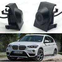 Car Front View Camera Grill Embedded CCD 170° Wide Degree for BMW X1 2016 2017