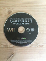 Call of Duty: World at War for Nintendo Wii *Disc Only*