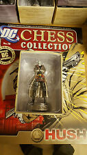 DC CHESS COLLECTION HUSH FIGURE NEW