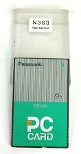 Panasonic Memory Card, Model: BN-02MHSR  8HRN  2MB SRAM