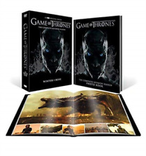 GAME OF THRONES S7 EXCLUSIVE**PHOTO BOOK EDITION (UK IMPORT) DVD [REGION 2] NEW