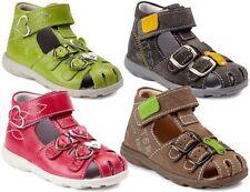 Richter Schuhe im Sandalen-Stil aus Leder für Jungen