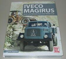 Bildband Iveco Magirus - Alle Lastwagen aus dem Werk Ulm Motorbuch Verlag Neu!