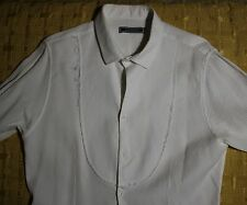 camicia QUINTESSENCE, manica lunga, colore bianco
