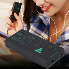 Mobile Phone Usb Voice Changer Webcast Live Sound Card External 400mah/3.7V