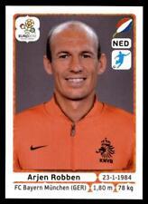 Panini Euro 2012 - Arjen Robben Holland No. 186