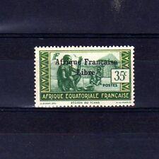 AFRIQUE EQUATORIALE FRANCAISE n° 164 neuf sans charnière