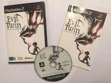 Evil Twin Cyprien's Chronicles Netherlands & FRENCH LANGUAGE PLAYSTATION 2 GAME
