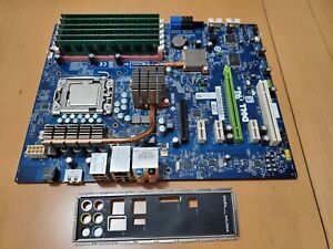 Dell Studio XPS 435t/9000 Motherboard with Intel Xeon X5690 & 24GB RAM