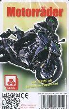 Fahrzeug-Quartett  ·  Motorräder  ·  32 Blatt Großformat · NEU/OVP