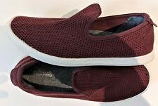 Allbirds Women's Tree Loungers Kauri Zin/White Sole Comfort Shoes size 9