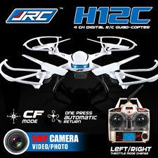 drone JJRC H12C Quadcopter camera 5MP HD 1080p one key return UFO + 2 BATTERIE