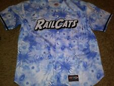 Gary Southshore Railcats #33 autographed most of team  OT jersey mens Pro 50
