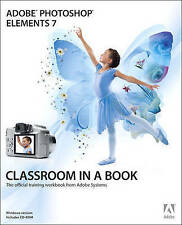 Adobe Photoshop Elements 7 Classroom in a Book-ExLibrary