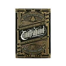 Contraband Playing Cards by Theory 11 Gold Foil Embossed Deck