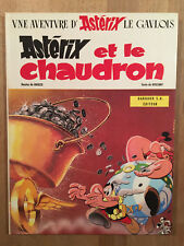Asterix et le chaudron - Edition Originale 1969 - TBE/NEUF