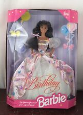 Birthday Barbie