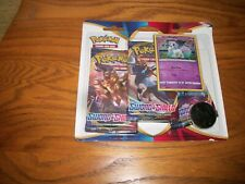 Pokemon Cards - Sword & Shield - GALARIAN PONYTA BLISTER PACK (3 Boosters,1 Coin
