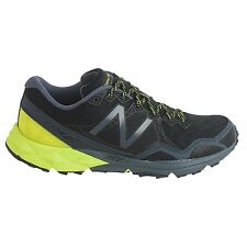 New Balance Men's MT910BH3 Trail Running Shoe Black/Thunder/Hi Lite 15 2E US NEW