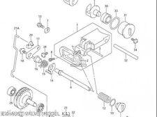 1996-2000 RM250 Power Valve New Suzuki #11206-37E30 RM 250 cylinder part
