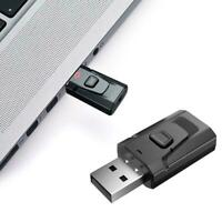 4IN1 Bluetooth 5.0 Audio Sender Empfänger USB Adapter Kabel Aux D4X9