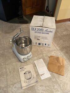 Electrolux Magic Mill Assistent DLX 2000 Kitchen Machine Bread Dough Mixer