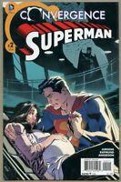 Convergence Superman #2-2015 vf 8.0 Standard cover 1st Jonathan Kent