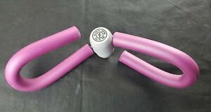 Gold's Gym Thigh Toner, Sculpt and Tone Thighs and Hips EUC Purple