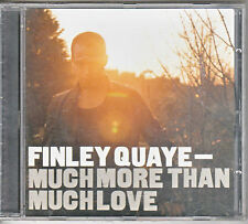 FINLEY QUAYE - Much more than much love - CD 2003 MINT
