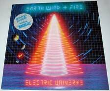 """LP 33 tours 12"""" vinyl FUNK Earth Wind & Fire : Electric Universe * Excellent"""