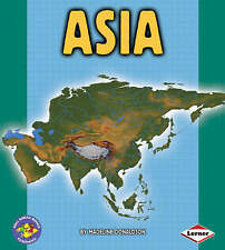 Pull Ahead Continents: Asia (Pull Ahead Books - Continents),Madeline Donaldson,N
