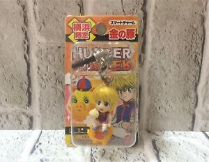 NEW Hunter x Hunter Gon Killua Kurapika Hisoka Charms 44 Types Official Japan