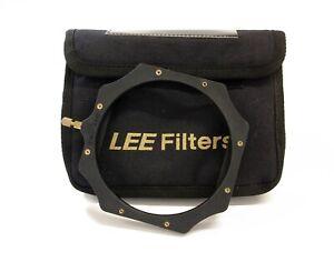 Lee Filters FK100 100mm Slip On Foundation Holder for LF Lenses. Excellent Cond'