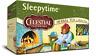 Celestial Seasonings Sleepytime Herbal Tea, 1 Box, 20 tea bags sleepy chamomile