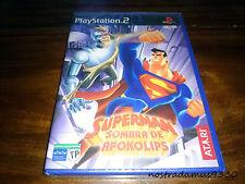 Superman Sobra de Apokolips PRECINTADO PAL ESP PS2