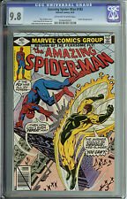 Amazing spiderman # 193  CGC 9.8  ow/wp