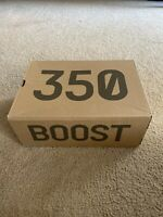 yeezy boost 350 v2 FTWR White Original Box With Tag Inside size 11