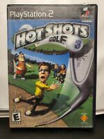 Hot Shots Golf 3 Greatest Hits (Sony PlayStation 2, 2003)
