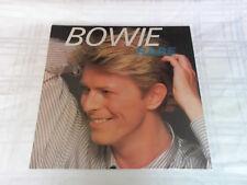 david bowie / rare / 33 tours