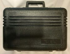 JVC Video Camcorder Hard Case Black