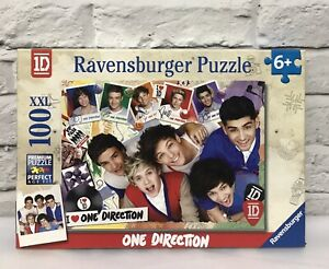 One Direction XXL 100 Piece Ravensburger Jigsaw